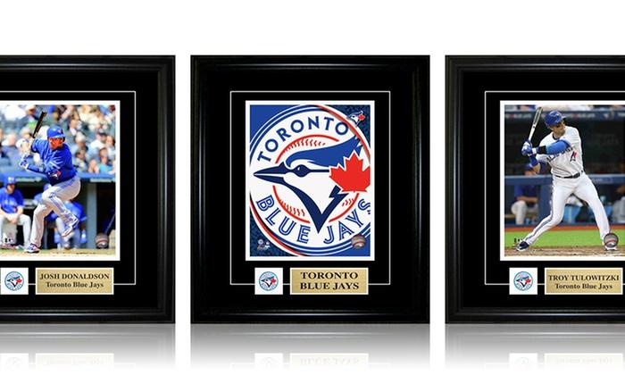 Toronto Blue Jays Framed Photos