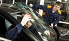 Bear Creek Auto Glass - Harriman Park South: $100 Toward Windshield Replacement or Three Windshield Chip Repairs from Bear Creek Auto Glass (85% Off)