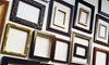 Up to 80% Off Frames and Custom Framing at Frame & Art Dept.