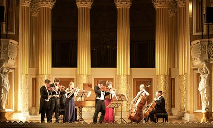 image for Bach - Brandenburg Concertos by Candlelight, 17 March at Sheffield Cathedral (Up to 41% Off)