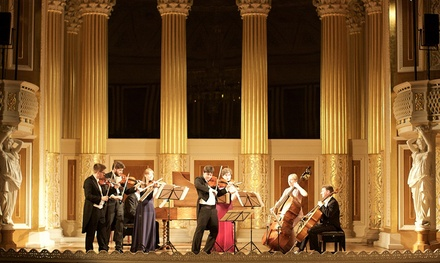 Vivaldi - The Four Seasons by Candlelight, Band D, C, B or A Ticket, 4 November, Southwark Cathedral