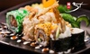 Banyi Japanese Dining - Temple Bar: Four-Course Japanese Set Menu for Two with Cocktails and Tea or Coffee at Banyi Japanese Dining (50% Off)