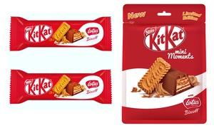 Barres de mini KitKat