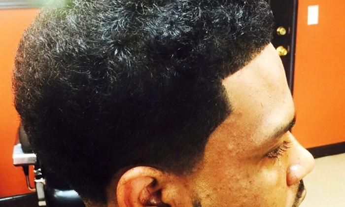 Goodnews Barbershop - Jonesboro: Up to 53% Off Men's Haircuts at Goodnews Barbershop