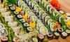 Zestawy sushi: 36-100 sztuk