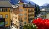 Dolomiti: camera doppia con colazione o mezza pensione e Spa