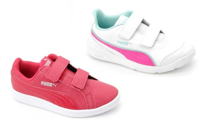 puma scarpe per bambini