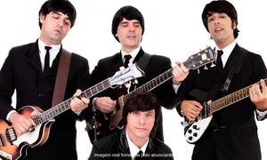 """Veiga Produções Artísticas: """"Beatles 4ever"""" - Theatro Pedro II: ingresso para dia 01/07, às 21h"""