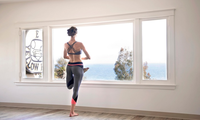 Evolation Yoga Santa Barbara - Summerland: 10- or 20-Class Pass for Heated and Non-Heated Yoga at Evolation Yoga Santa Barbara (Up to 66% Off)