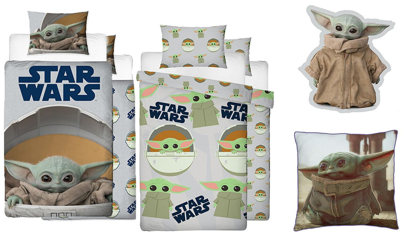 Disney® Mandalorian Baby Yoda Bedding Selection