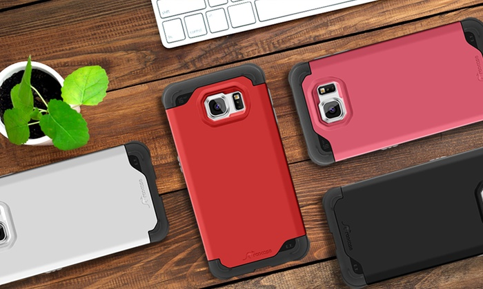 best website 6789d 6df08 Up To 77% Off on Roocase Mil-Spec Cell Phone Case | Groupon Goods