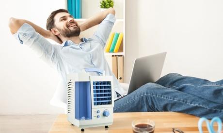 Climatizador evaporativo de sobremesa Purline