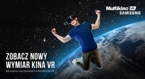 Multikino : Wydarzenia VR: bilet na dowolny seans wirtualnej rzeczywistości za 12,99 zł w Multikinie Złote Tarasy (zamiast 20 zł)