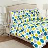 Ellen Tracy Ikat Dot 3-Piece Comforter Set