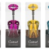 Carteret Colorful Mechanical Butterfly Corkscrew
