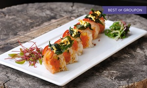 Koi Restaurant: $89 for a Three-Course Prix Fixe Meal for Two at Koi Restaurant ($140 Value)