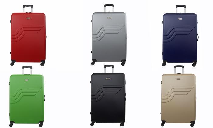 de1a907bd Set de 3 maletas Queen   Groupon Goods