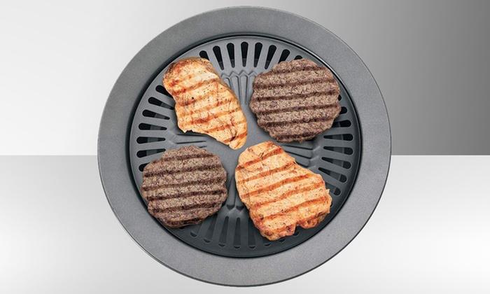 Smokeless Stovetop Barbecue Grill: Smokeless Stovetop Barbecue Grill. Free Returns.
