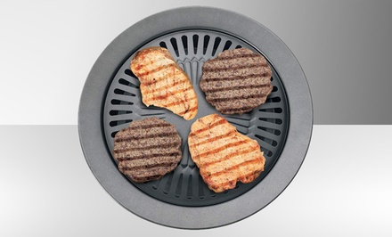 Smokeless Stovetop Barbecue Grill