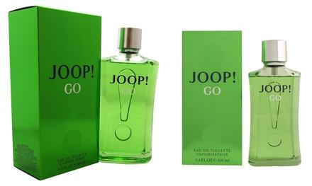 Joop Go for Men Eau de Toilette Spray 50ml or 100ml