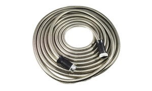 Steel Garden Hose (25ft or 50ft)