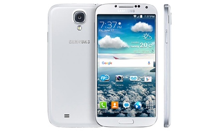 Samsung Galaxy S4 with 100% Free Phone Plan from FreedomPop With Free Delivery