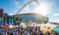 Holi Festival of Colours on 29 July at Wembley Park (Up to 55% Off)
