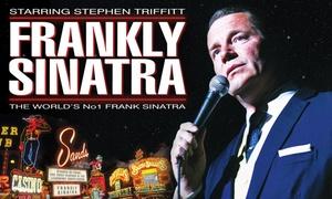"""You Prod: 1 place pour la tournée Frankly Sinatra """"Big Band"""" catégorie et date au choix, dès 21 €dans toute la France"""
