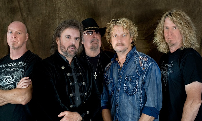 38 Special - Wellmont Theater: 38 Special on Friday, February 26, at 8 p.m.