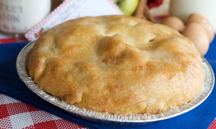 $12for $20 Worth of Handcrafted Pies at Tootie Pie
