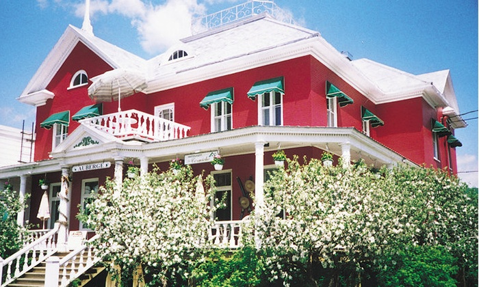 Auberge la grande maison deal of the day groupon for Auberge la grande maison charlevoix