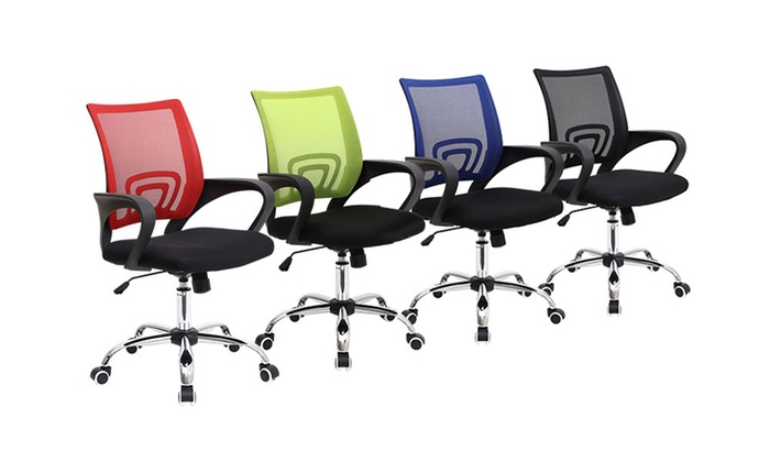 Metro Mesh Office Chair - Choice of Colors
