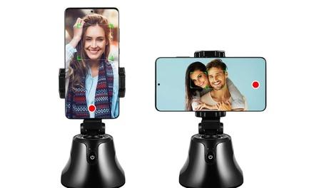 Automatic Selfie Stick 360° Intelligent Tracking Camera Mobile Phone Bracket