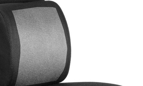 Cojín de soporte lumbar ergonómico para el asiento del coche