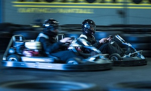 Action 500: Paintball, Go-Karting and Laser Combat for 1, 2 or 3 at the Action 500 Adventure Centre (Up to 65% Off), 2 Locations