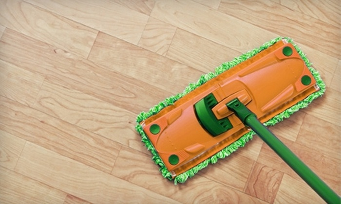 Green to Clean - Greenville: One, Three, or Five Two-Hour Housecleaning Sessions from Green to Clean (Up to 70% Off)
