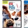 The Secret Life of Pets on DVD or Blu-ray