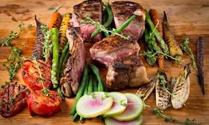 Ristorante Locanda Rosella: Menu terra con antipasto, ravioli, grigliata di carne, dolce e vino al Ristorante Locanda Rosella (sconto fino a 63%)