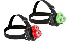 LED Headlamp, Adjustable Headlamp Flashlight for Camping and Hiking