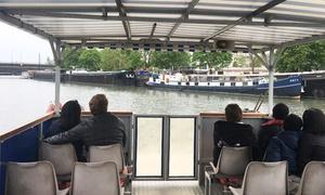 O Marais by Isnor: Croisière commentée pour visiter Lille en bateau pour 2, 4 ou 6 personnes dès 8,20 € avec O Marais by Isnor