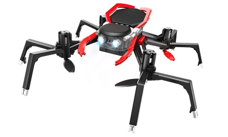 Marvel's Spider-Man Homecoming: The Official Movie Edition Spider-Man Drone - Red/Black 09541e96-88f4-11e7-ae3c-00259069d868