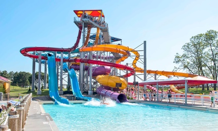 Stay at Worlds Of Fun Village in Kansas City, MO, with Dates into October