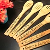 Up to 38% Off Sets of Six Custom Engraved Kitchen Utensils