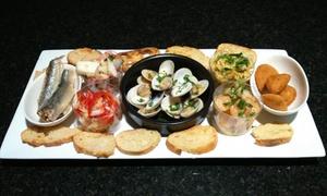 Le Resto du Lac: Entrée, plat et dessert au choix pour 2 personnes dès 32,99 € au Resto du Lac