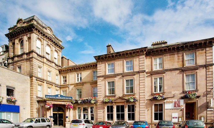 The Royal Highland Hotel Inverness Groupon