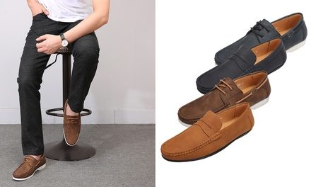 $35 for Men's Loafers in Choice of Design