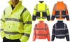 Men's High Visibility Bomber Jacket