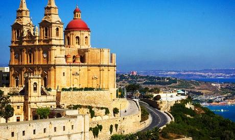 ?Malta: volo a/r da Milano e Roma + transfer e 7 notti per 1 persona presso l'Hotel Topaz. Tasse incluse