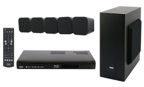 RCA 5.1 Channel Home Theater System with Blu-Ray Player (Refurbished) 6b6c84e2-8cfa-45fc-ab23-cf7bc4bbca6f