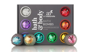 ArtNaturals Bath Bomb Gift Sets
